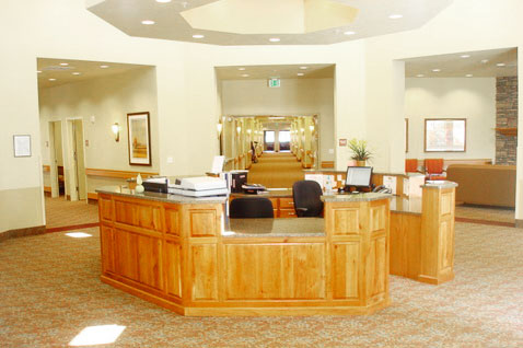 center_station_2 Skilled Nursing Home in Pocatello, ID quinn meadows rehabilitation and care center idaho