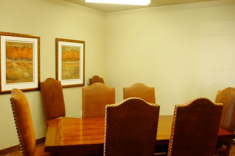 meeting_room_2 Skilled Nursing Home in Pocatello, ID quinn meadows rehabilitation and care center idaho