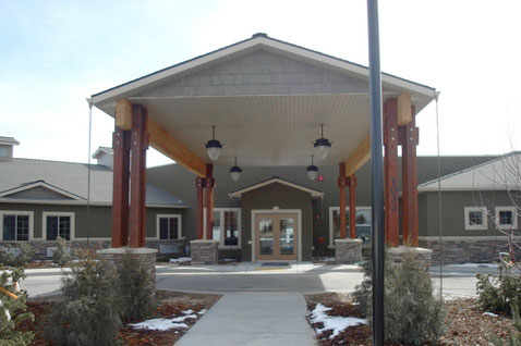 quinn-meadow-rehabilitation-front Skilled Nursing Home in Pocatello, ID quinn meadows rehabilitation and care center idaho