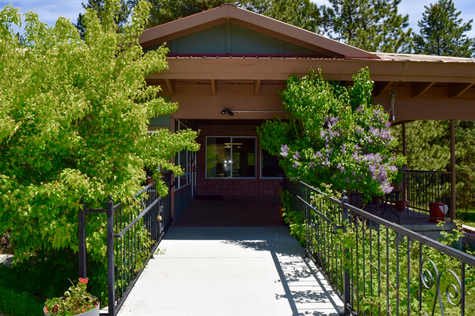 McCall Rehabilitation and Care Entry