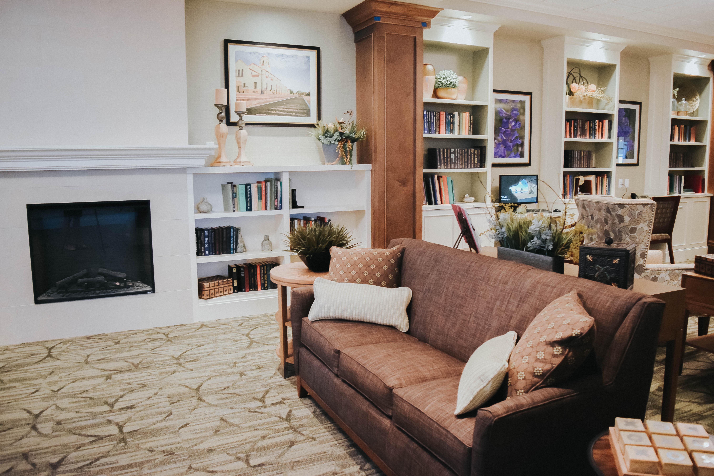 Canyons Retirement Community Twin Falls ID Living Room