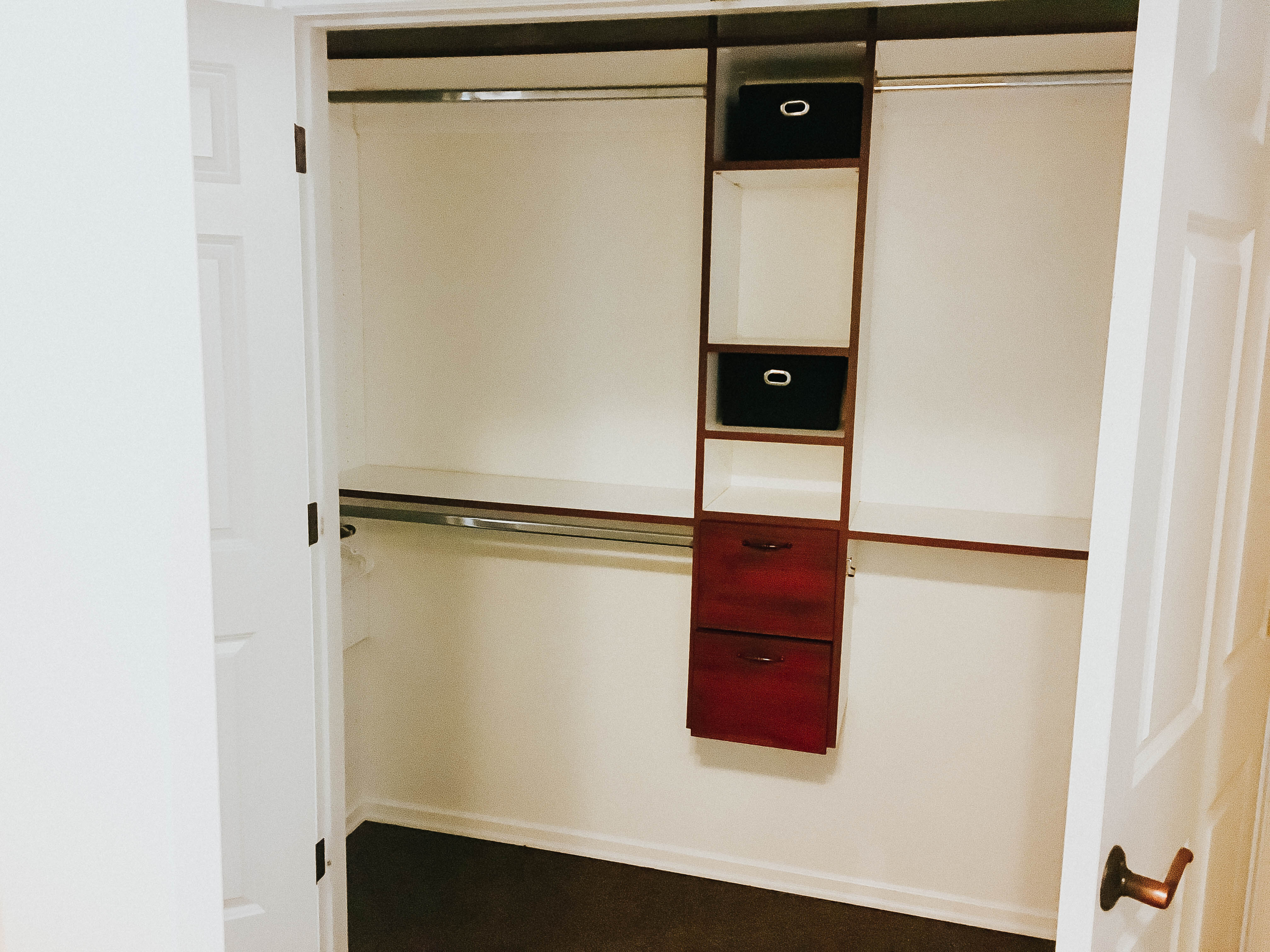 Tambree Meadows Assisted Living and Memory Care Closet