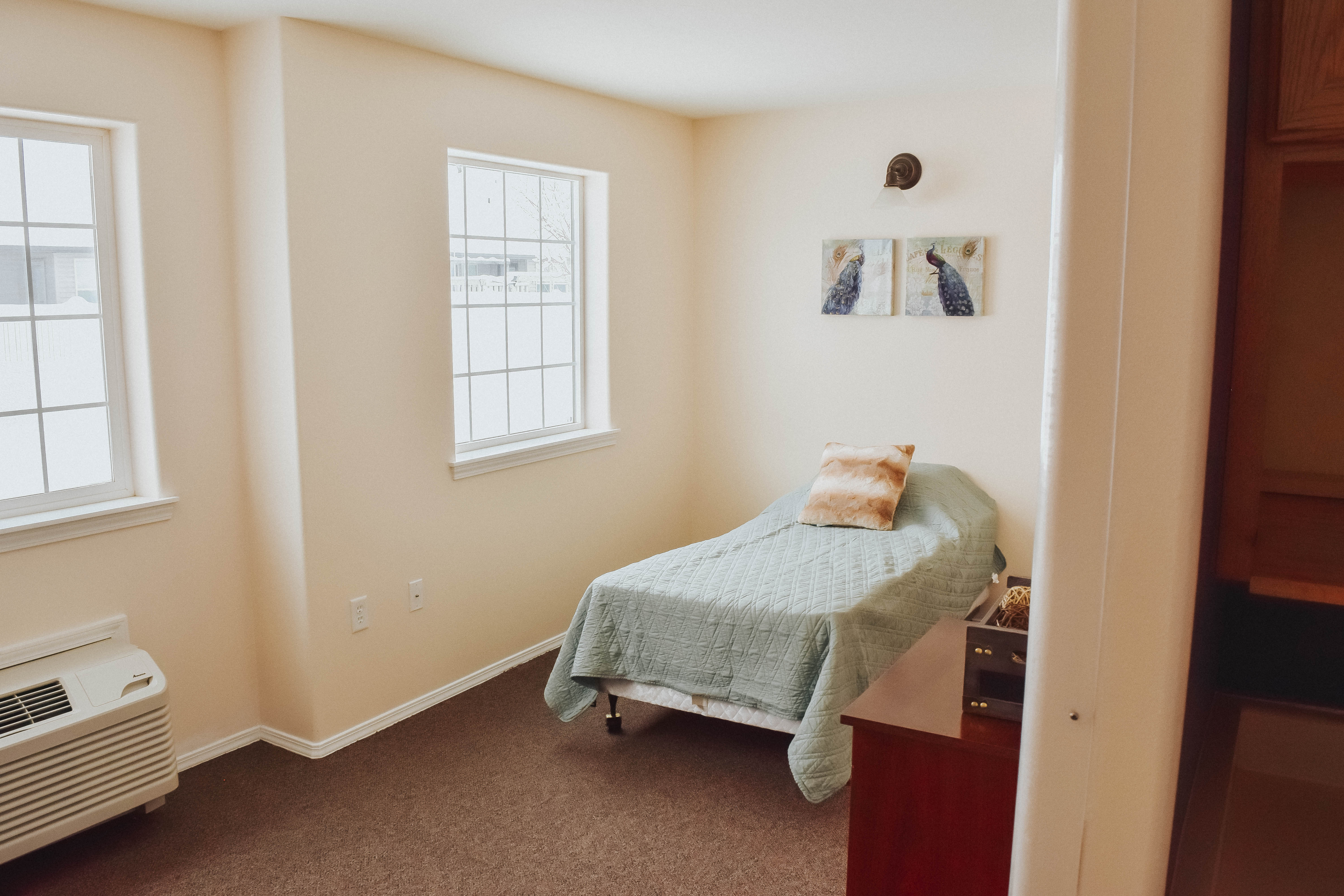 Tambree Meadows Assisted Living Bedroom 3