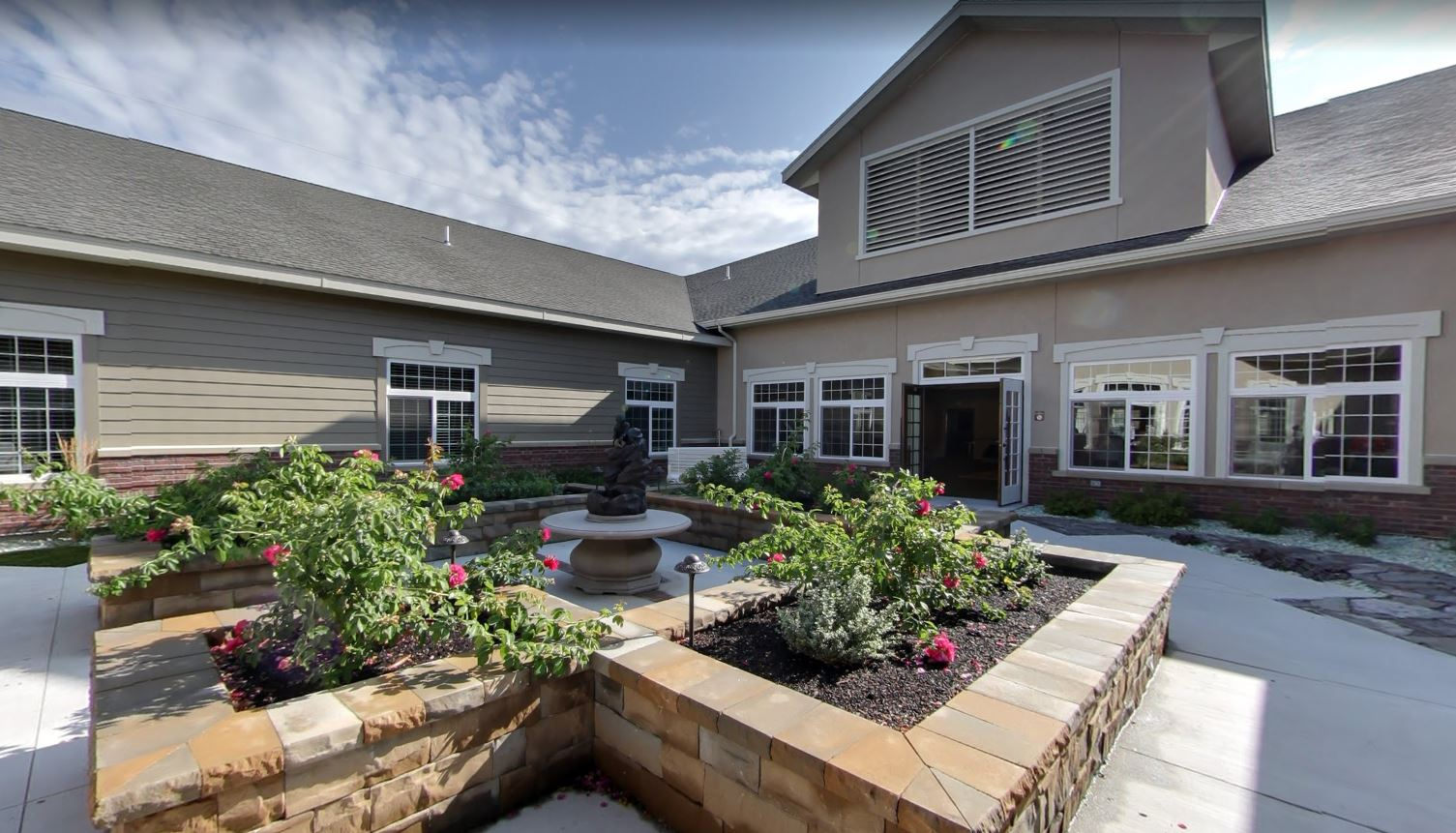 -carriage cove rexburg idaho tanabell health services garden patio