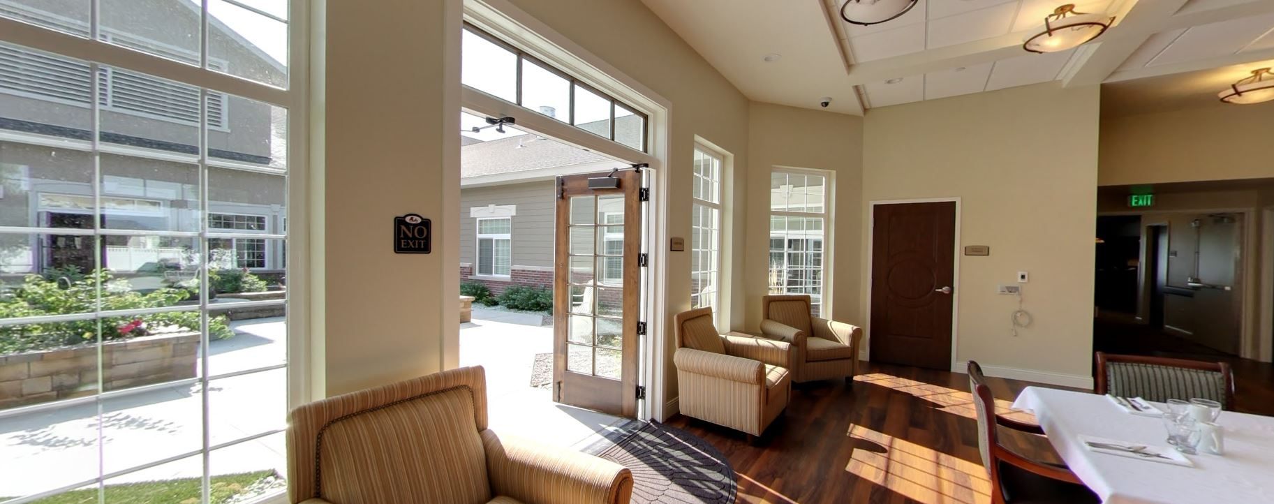 -carriage cove rexburg idaho tanabell health services sun and dining room