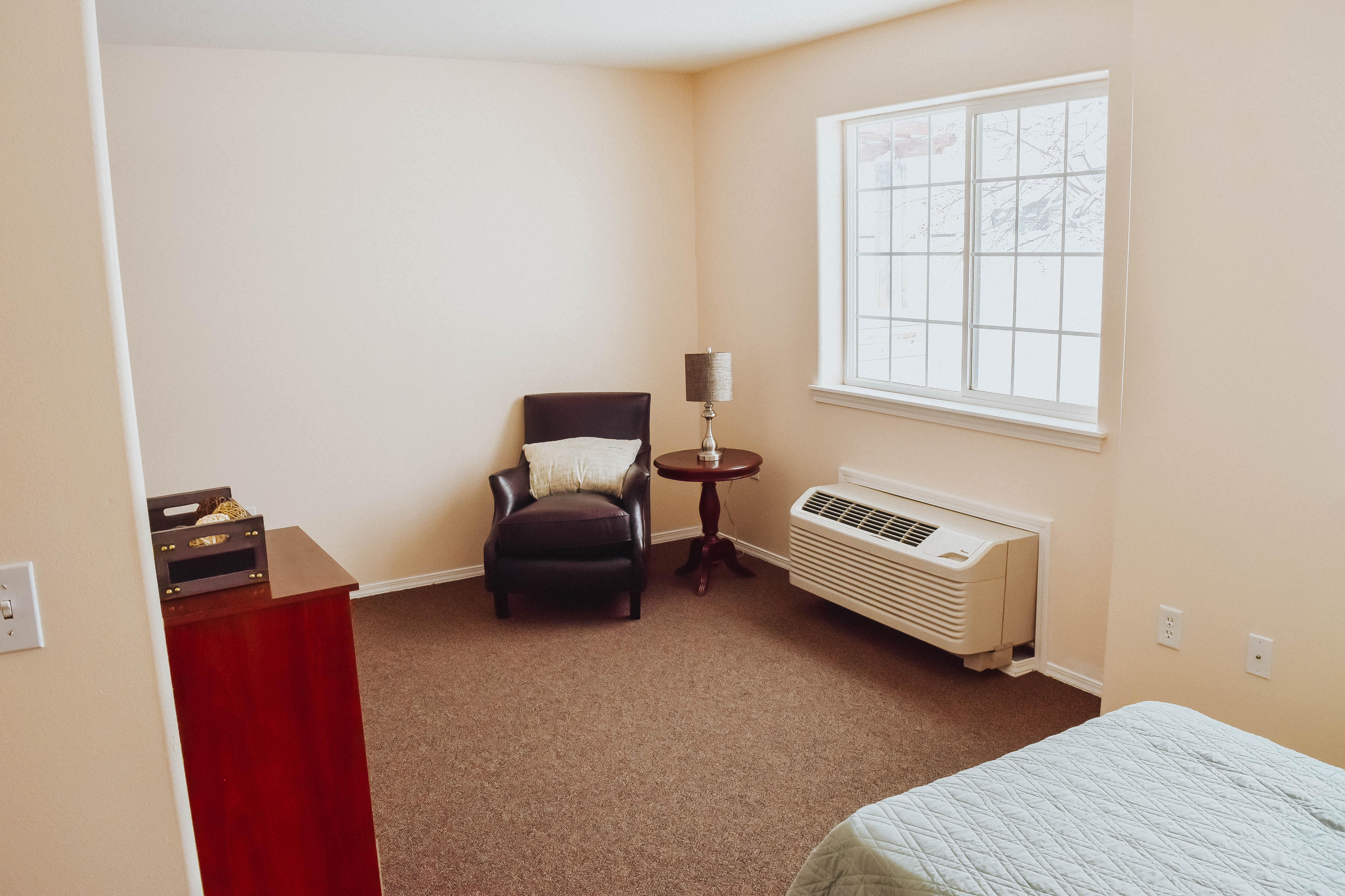Tambree Meadows Assisted Living and Memory Care Idaho Falls ID Assisted Living Bedroom