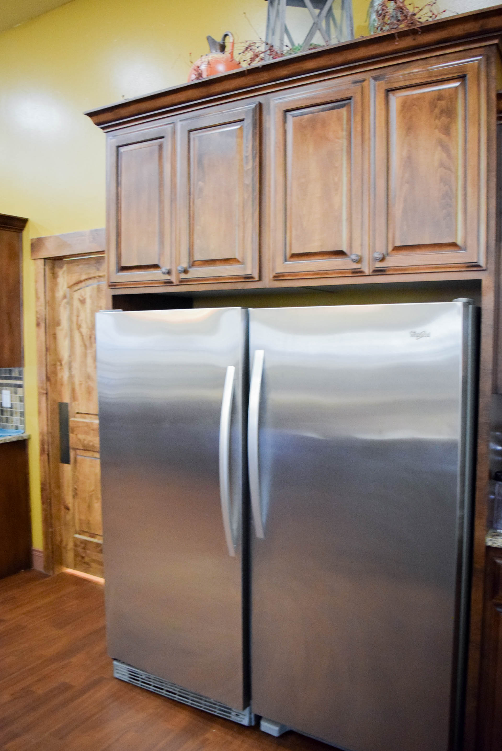 countertop countertops copper adventures granite counter christinas tops leathered installed