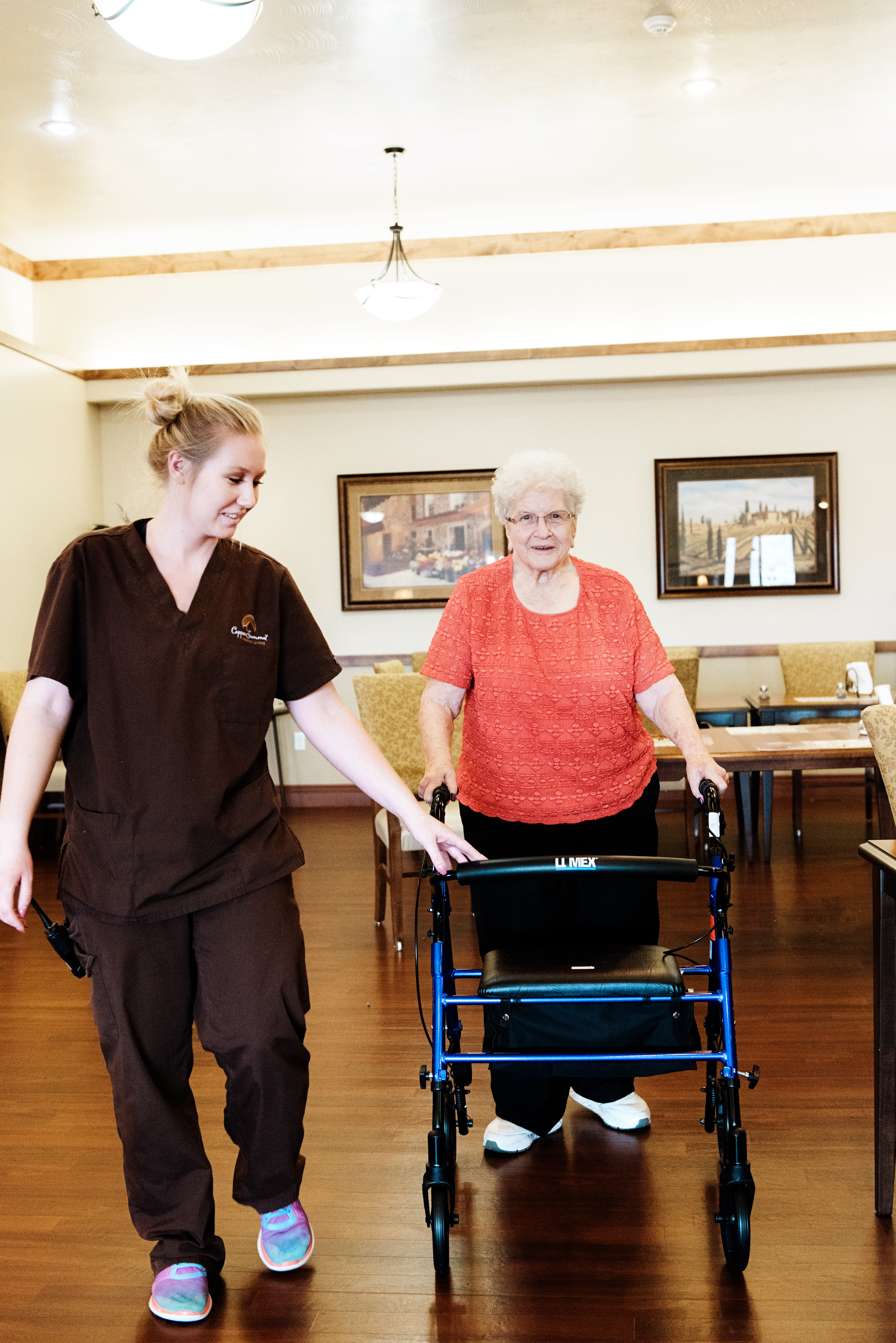 Copper Summit Assisted Living in Pocatello, ID