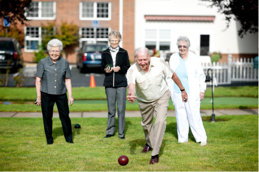 Summer Fun for Seniors – Tanabell Health Services