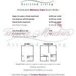 Tambree Meadows Memory Care Pricing Idaho Falls, ID