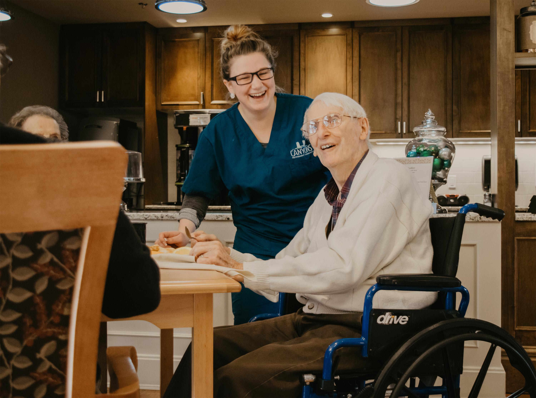 canyons retirement community senior living twin falls idaho assisted living memory care