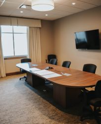 Canyons Retirement Community Twin Falls ID Conference Room