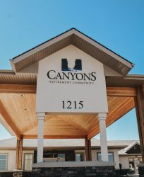Canyons Retirement Community Twin Falls ID Exterior 1