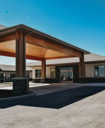 Canyons Retirement Community Twin Falls ID Exterior
