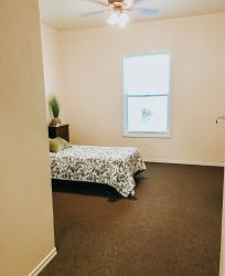 Tambree Meadows Assisted Living and Memory Care Bedroom