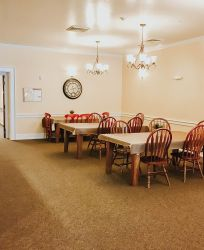 Tambree Meadows Assisted Living and Memory Care Dining 1