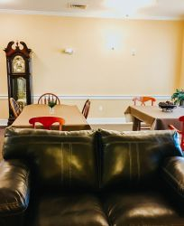 Tambree Meadows Assisted Living and Memory Care Dining