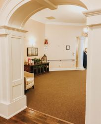 Tambree Meadows Assisted Living and Memory Care Living Space