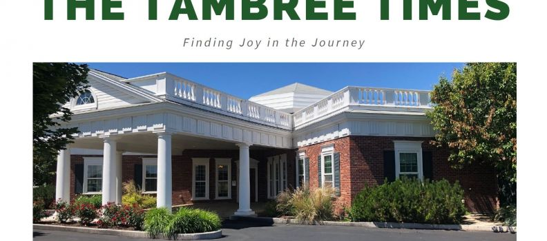 The Tambree Times October 2018