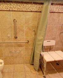 carriage cove rexburg idaho tanabell health services shower